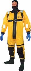 RESCUE SUIT COLD & ICE ICE COMMANDER ADULT GOLD