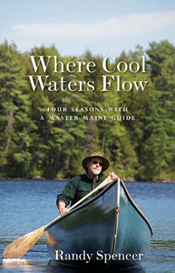 BOOK WHERE COOL WATERS FLOW  FOUR SEASONS