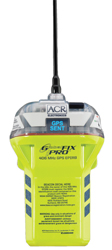 EPIRB CAT 1 GLOBALFIX IPRO WITH DUAL GPS *D*