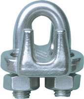 WIRE ROPE CLIP STAINLESS STEEL