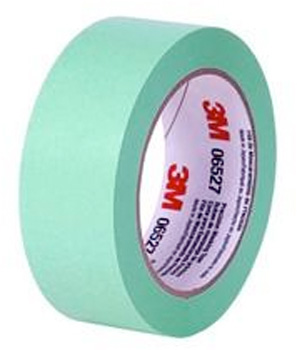 TAPE MASKING PRECISION LIGHT GREEN