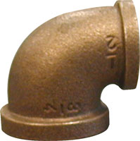 ELBOW REDUCING BRONZE