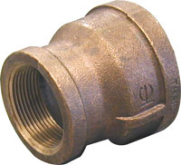COUPLING REDUCING BRONZE