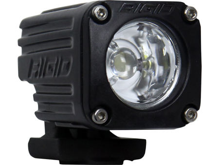 IGNITE SUFACE MOUNT FLOOD LIGHT SMALL BLACK