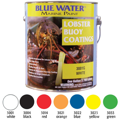 BLUEWATER BUOY PAINT (QT/GALLON)