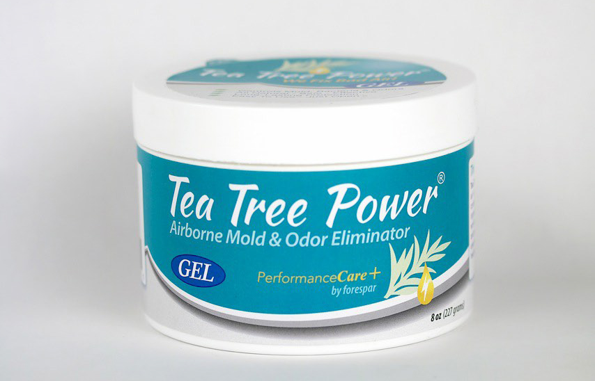 TEA TREE POWER 8 OZ GEL ODOR ELIMINATOR