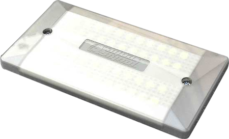 "LED ENGINE ROOM LIGHT 12V 6.5"" X 3.5"" X 3/8"" 7W LED"