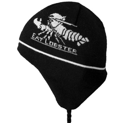 86e3998d5ceb0 HAT GRUNDENS EAT LOBSTER FLAP HAT ONE SIZE