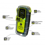 PERSONAL LOCATOR BEACON, RESQLINK 400 PLB, FLOATS, MANUAL ACTIVATION