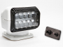 GOLIGHT 20204GT RADIO RAY LED SEARCHLIGHT 12V HARDWIRED DASH MOUNT REMOTE