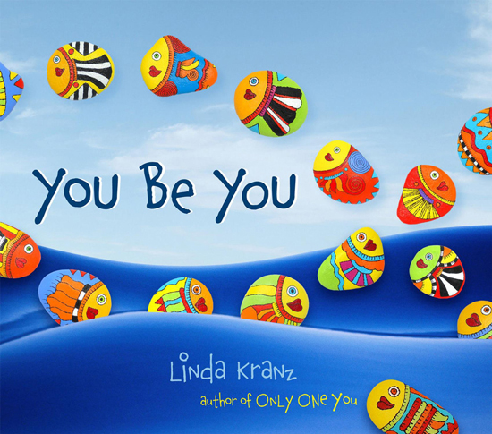 BOOK YOU BE YOU HARDCOVER