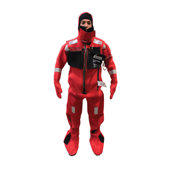 SURVIVAL SUIT IMPERIAL USCG/SOLAS/TC APPROVED