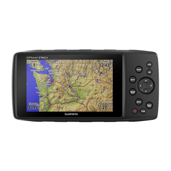 GPSMAP 276CX ALL TERRAIN GPS BASE MAP ONLY-NEEDS CHART CARD***NOTE**** A