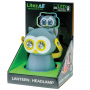 OWL HEADLAMP AND LANTERN COMBO FOR KIDS ADJUSTABLE HEAD STRAP