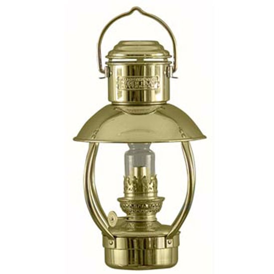 OIL LAMP TRAWLER SMALL