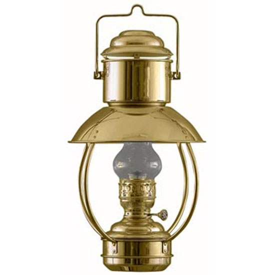 OIL LAMP TRAWLER LARGE