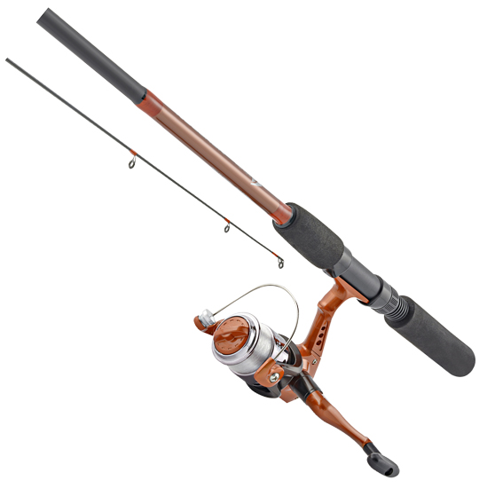 SOUTH BEND SPINNING COMBO 2PC 6'