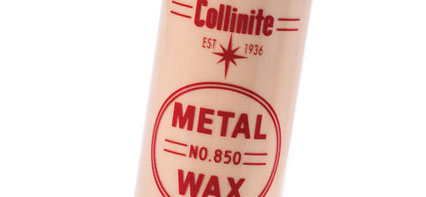 METAL CLEANER & WAX