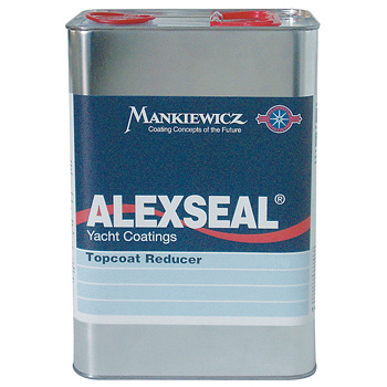 ALEXSEAL TOPCOAT REDUCER FAST QUART