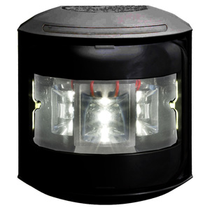 LED NAVIGATION LIGHT BLK 12/24V MASTHEAD SER 43