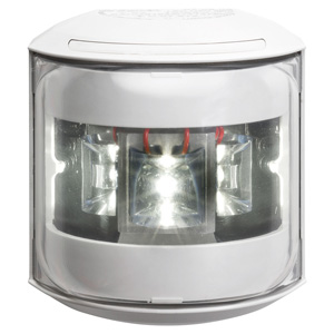 LED NAVIGATION LIGHT WHT 12/24V MASTHEAD SER 43