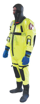 RESCUE SUIT COLD & ICE HI-VIS UNIVERSAL FIT