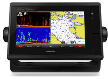 "GPS CHARTPLOTTER 8""DISP SOUNDER-G2 AND HD LAKES *D*"