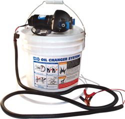 OIL CHANGE PUMP KIT 12V DO-IT-YOURSELF