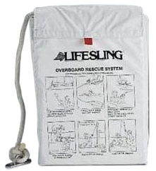LIFESLING BAG ONLY WHITE FOR ORIGINAL LIFESLING
