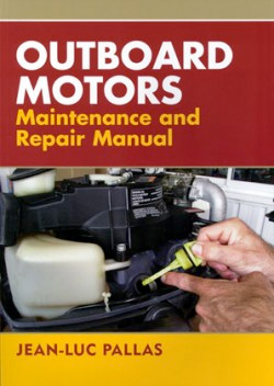 Book outboard motors maintenance repair for Boat motor repair shops