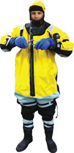 ICE RESCUE SUIT UNIVERSAL ADULT BREATHABLE SHELL