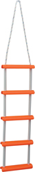 "LADDER FOLDING 5 STEP ROPE 5'6"" 300 LBS MAX"