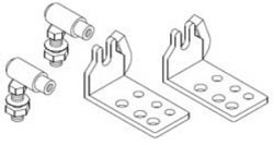 CONTROL CABLE CONN KIT UNIVERSAL INBOARD