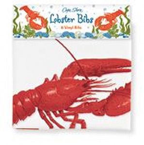 LOBSTER BIB 8 PKG