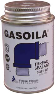 PIPE THREAD SEALANT 4 OZ FOR GAS FILTERS E-20