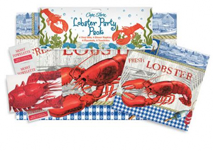 LOBSTER PARTY PACK SET FOR 6