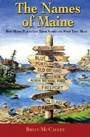 BOOK NAMES OF MAINE