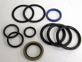 SEAL KIT FOR CLASS 2.5 STEEL STEERING CYLINDERS