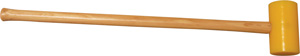 "MALLET FOR REMOVING ICE #7 HEAD W/36"" HANDLE"