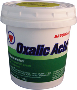 WOOD BLEACH OXALIC ACID 12 OZ