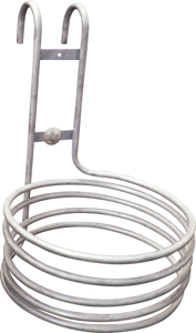 "HOT TUB COIL LARGE S/S 17""DIA 24""TALL 5 RINGS"