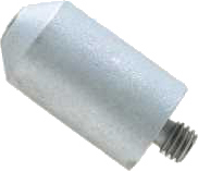 ZINC VOLVO DIESEL ENGINE WEIGHT-5 OZ