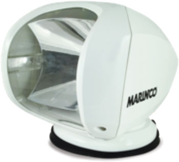 MARINCO SPOTLIGHT 12/24V PRECISION 100W WHITE